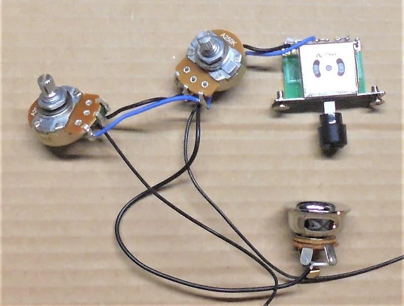 Squier Classic Vibe Telecaster Wiring Diagram