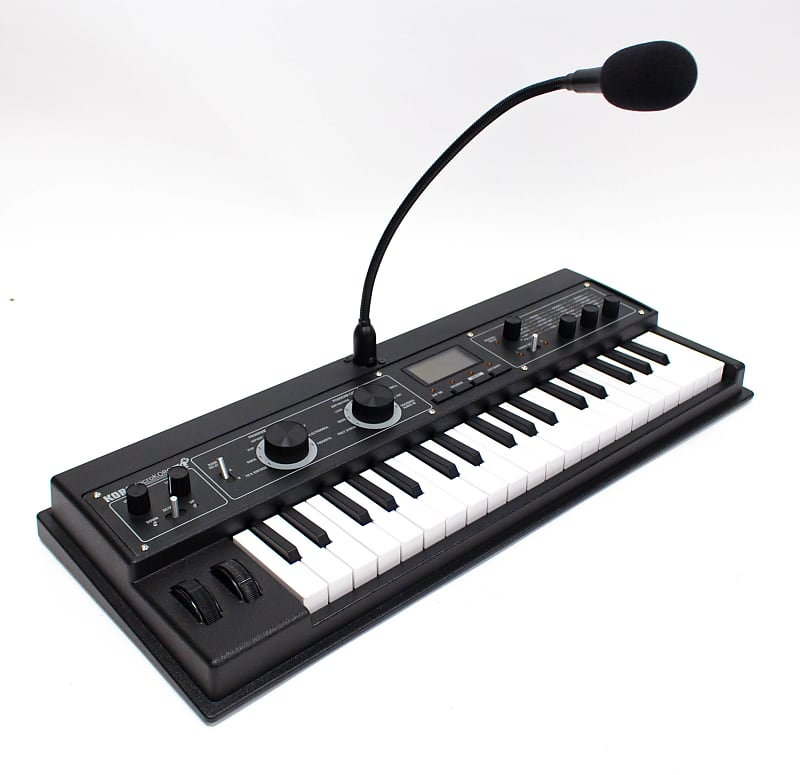 korg microkorg xl 37 key keyboard synthesizer with vocoder reverb. Black Bedroom Furniture Sets. Home Design Ideas