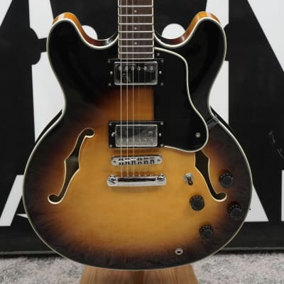 Alvarez AAT33/TSB Archtop Guitar Tobacco Sunburst for sale