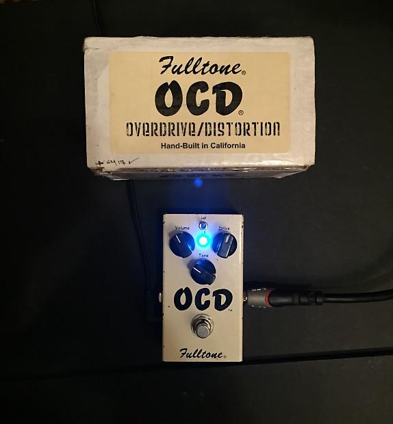 Fulltone OCD V3 Version 3 or V4 on