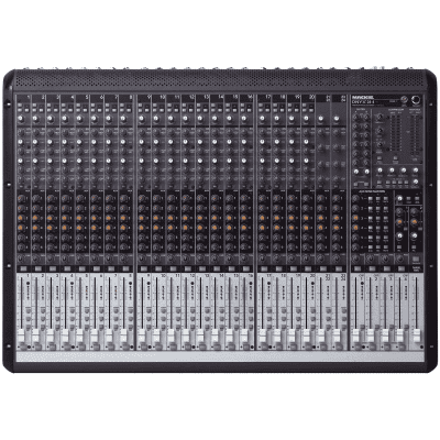 Mackie Onyx 24.4 24-Channel 4-Bus Live Sound Reinforcement Console
