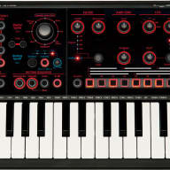 ROLAND JDXi POWERFUL COMPACT SYNTH WITH ONBOARD PATTERN SEQUENCER AND VOCAL FX
