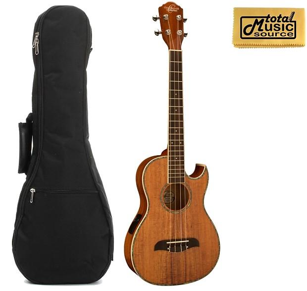 oscar schmidt ou55ce acoustic electric baritone ukulele all reverb. Black Bedroom Furniture Sets. Home Design Ideas
