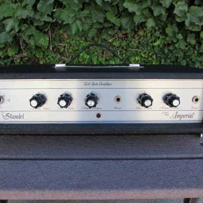 1960'S STANDEL THE IMPERIAL HEAD BLACK for sale
