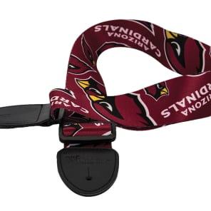 Woodrow Arizona Cardinals Guitar Strap