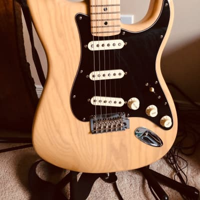 2016 Fender Deluxe Player's Stratocaster with Custom Shop '69 Pickups for sale
