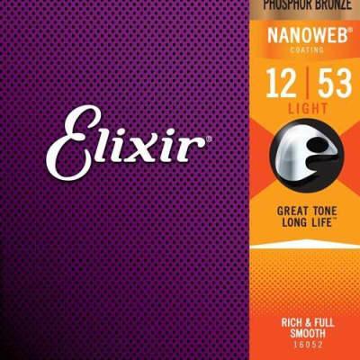 Elixir 16052 PB Nano Light 12-53