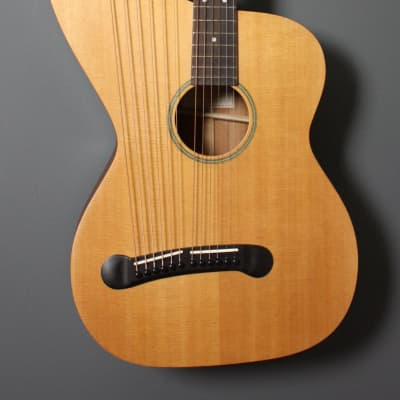 Dyer Symphony Harp Guitar (Stephen Bennet Prototype) Style 4 for sale