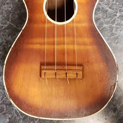 Vintage Harmony Soprano Ukulele 1960's USA