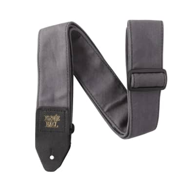 Ernie Ball Comfort Collection 2 inch Denim Guitar Strap - Slate Wash for sale