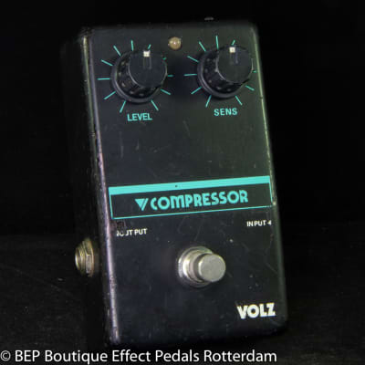 Volz Compressor ( OEM LocoBox ) late 70's Japan