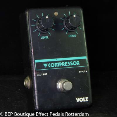 Volz Compressor ( OEM LocoBox ) late 70's Japan