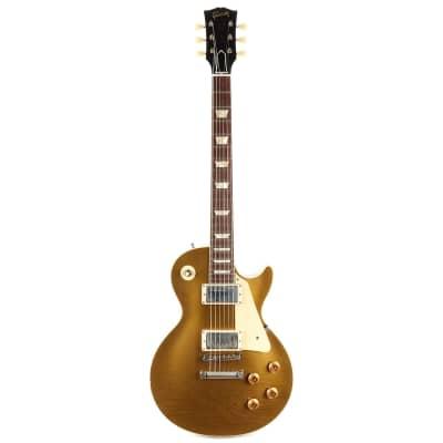 Gibson Custom Shop Murphy Lab '57 Les Paul Goldtop Reissue Light Aged