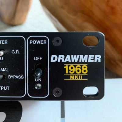 Drawmer 1968 MKII Stereo Compressor USA Seller