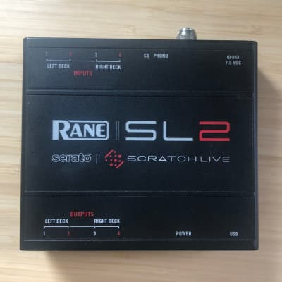 Rane SL2 Audio Interface for use with Serato