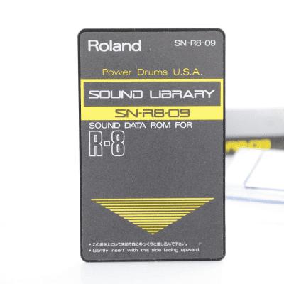 Roland SN-R8-09 Power Drums USA