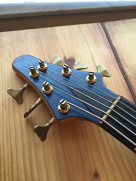 tune bass japan twb6 1997 6 string bass reverb. Black Bedroom Furniture Sets. Home Design Ideas