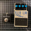 Boss DD-7 Digital Delay + Mosky Tap Tempo Included!