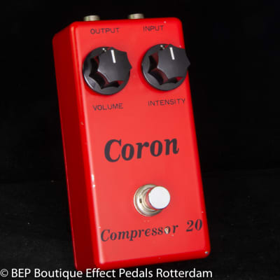 Coron Compressor 20 late 70's Japan