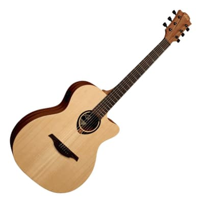 Lag T90 ACE Tramontane  Electro Acoustic In Natural for sale