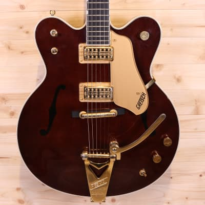 Gretsch G6122-1962 Country Classic II Hollow Body Electric Guitar w/ Bigsby Tremolo - Walnut