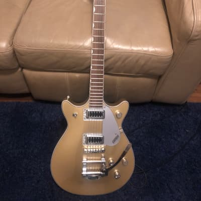 Gretsch G5232T Electromatic Double Jet FT with Bigsby 2019 Casino Gold WITH gig bag!