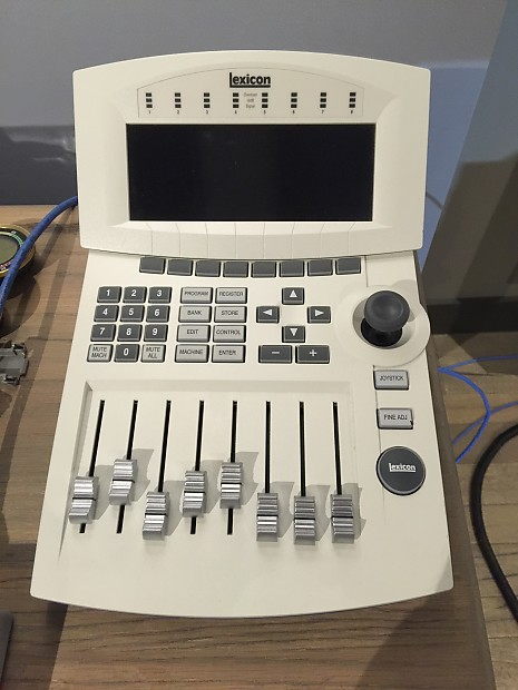 LEXICON 960L + Larc Remote (fully loaded)   Reverb