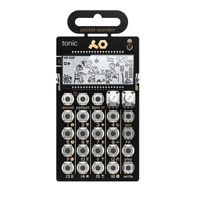 Teenage Engineering PO-32 Pocket Operator Tonic Drum Synthesizer