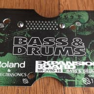 Roland SR-JV80-10 Bass & Drums Expansion Board for JV1080 - 2080 - 5080