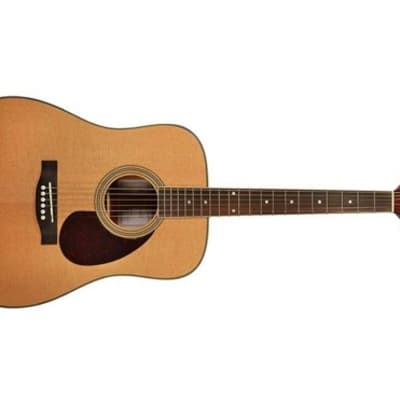 Carlo Robelli F640 Dreadnought Acoustic Guitar (Natural) for sale