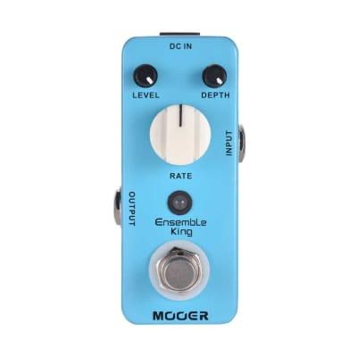 Mooer Ensemble King Analog Chorus Pedal for sale