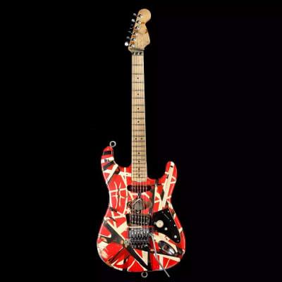 Fender Custom Shop Eddie Van Halen Signature Frankenstein 2007