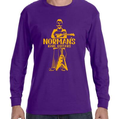 Purple NRG Long Sleeves Small