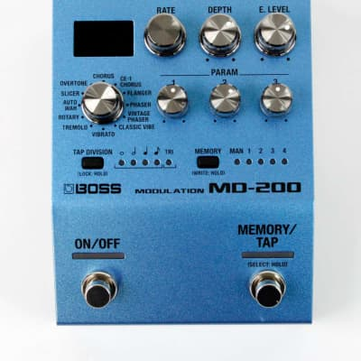 Boss MD-200 Modulation Effects Pedal, New #MD-200 for sale