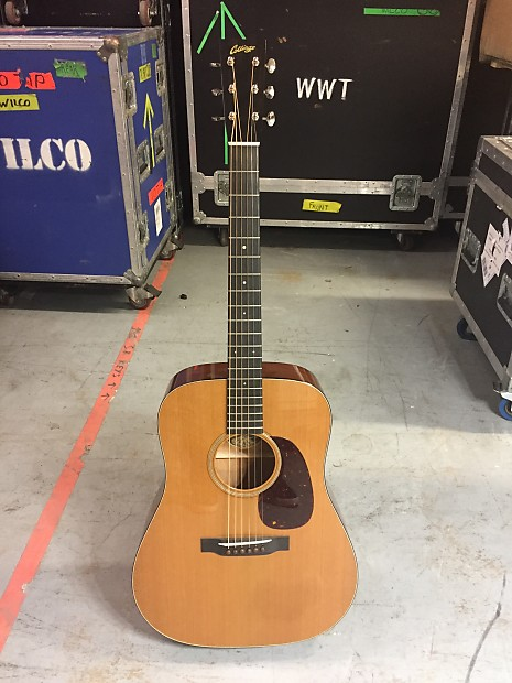 wilco loft sale collings d1 at acoustic guitar owned by reverb. Black Bedroom Furniture Sets. Home Design Ideas