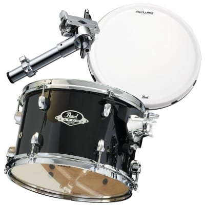 Pearl EXL12TTPS Tru Trac Tom Expansion Pack - Black Smoke Lacquer