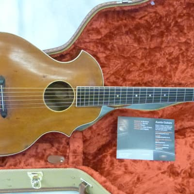 1930s Kay Kraft Style A Venetian Vintage Archtop Acoustic Guitar for sale