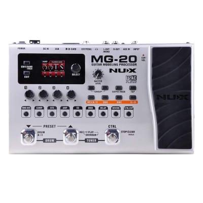 NuX MG-20 Guitar Modeling Processor