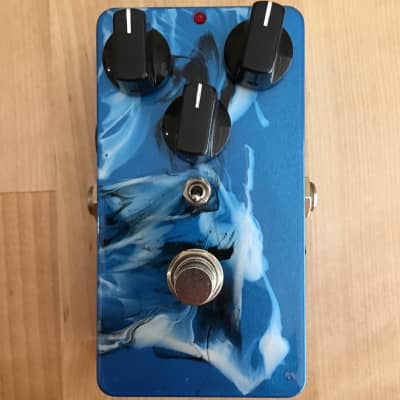Landgraff Dynamic Overdrive Pedal 2016 - 2018 Signed by Roselyn Landgraff