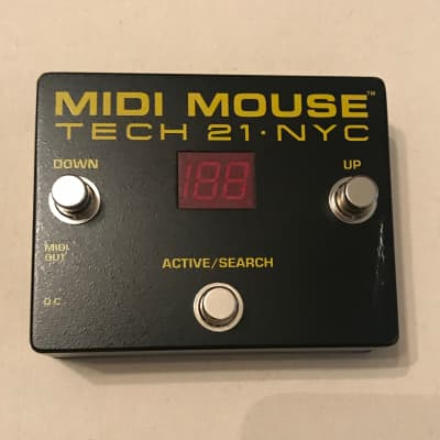 Tech 21 MIDI Mouse Foot Controller