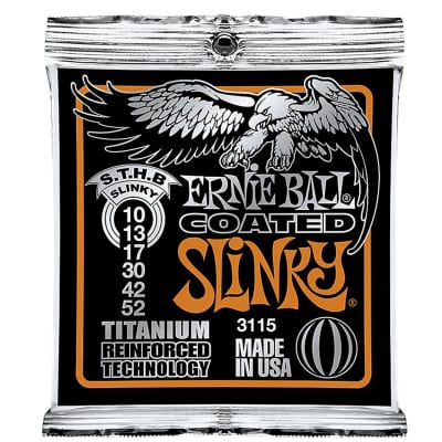 Ernie Ball 3115 STHB Slinky Titanium RPS Electric Strings