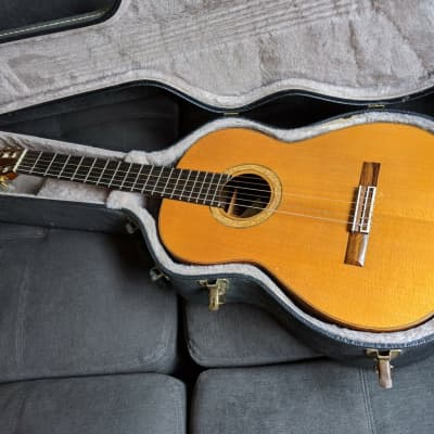 Michael Gee classical guitar, Brazilian rosewood, 1979 for sale