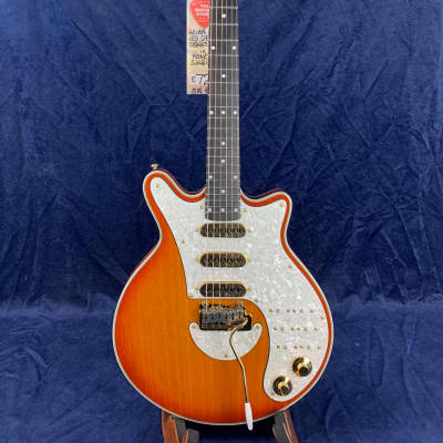 Brian May Red Special Signature Guitar in Honey Sunburst with Gig Bag for sale