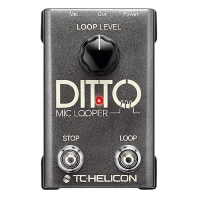 TC Electronic Ditto Mic Looper for sale