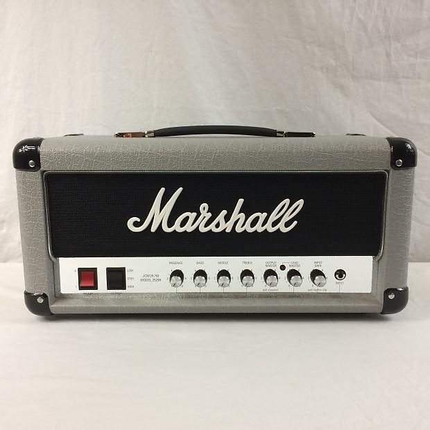 Marshall 2525H Mini Jubilee 20-Watt Tube Guitar Amp Head  45d7bd81e0399