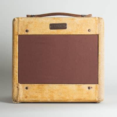 "Fender Champ 5D1 Wide Panel 4-Watt 1x6"" Guitar Combo 1955"