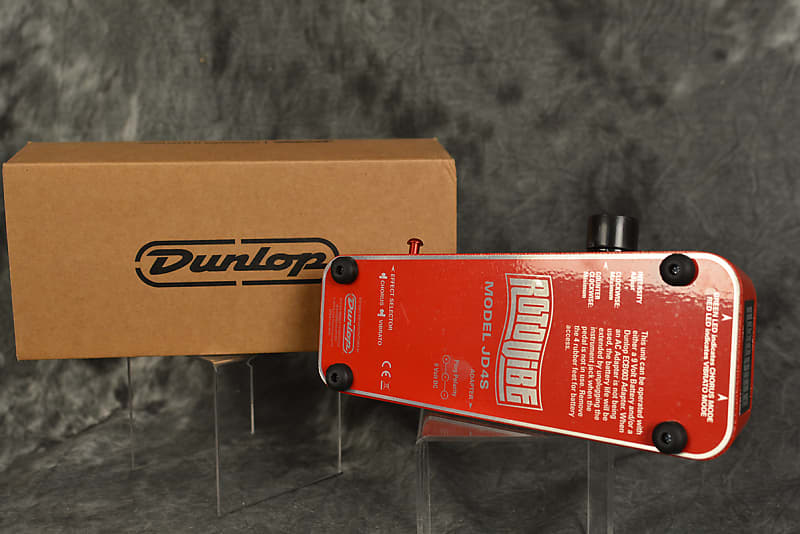 dunlop jd4s rotovibe chorus vibrato pedal univibe new w reverb. Black Bedroom Furniture Sets. Home Design Ideas