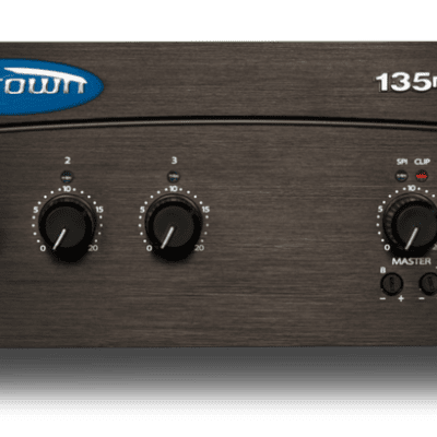 Crown Audio 135MA Three Input 35W Mixer-Amplifier for sale