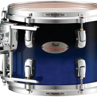 """Pearl Music City Custom Reference Pure 22""""x20"""" Bass Drum w/BB3 Mount RFP2220BB - Ultra Blue Fade"""