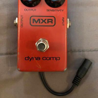 MXR Dyna Comp Vintage